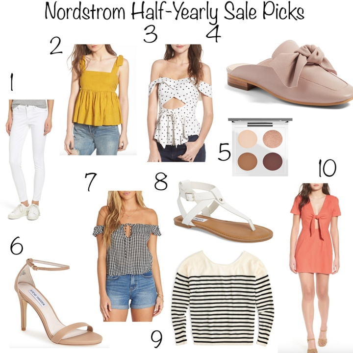 Nordstrom Half-Yearly Sale Picks