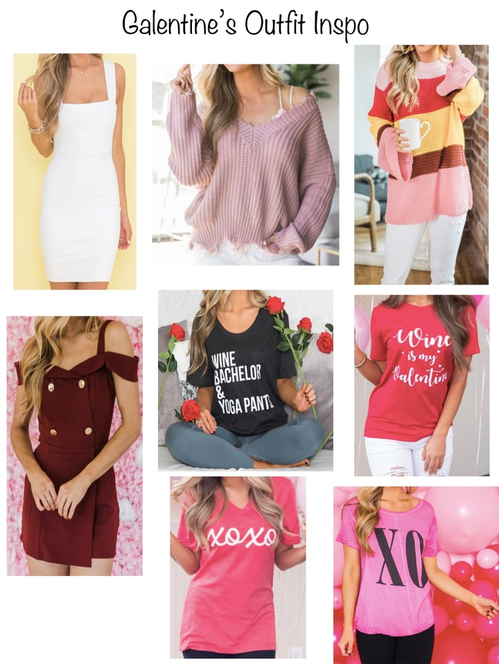 galentine's day outfit inspo