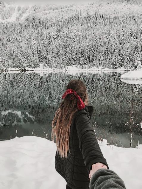 Where to Take Snow Day Instagram Pictures inWashington