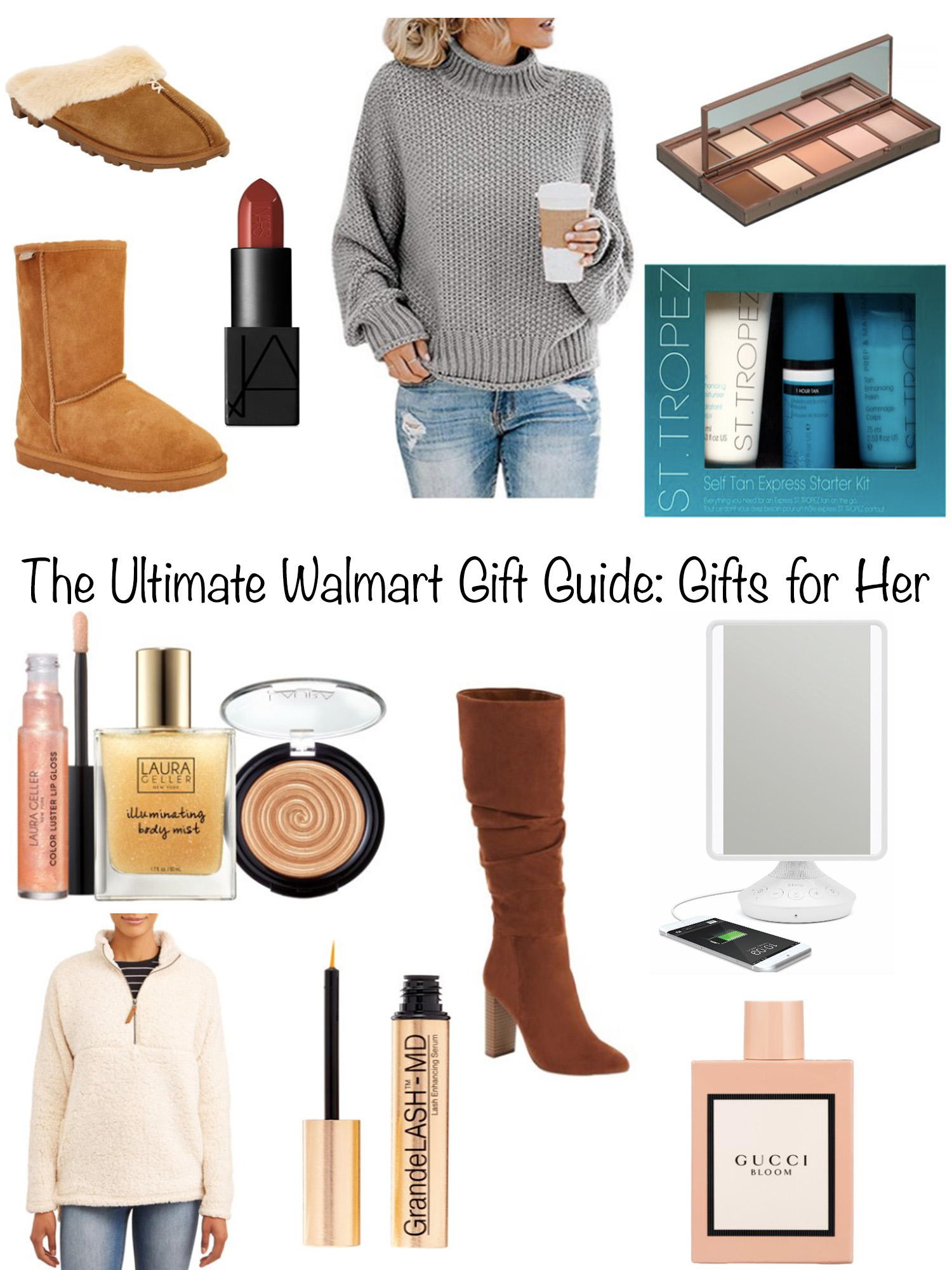 Walmart Gifts for Her