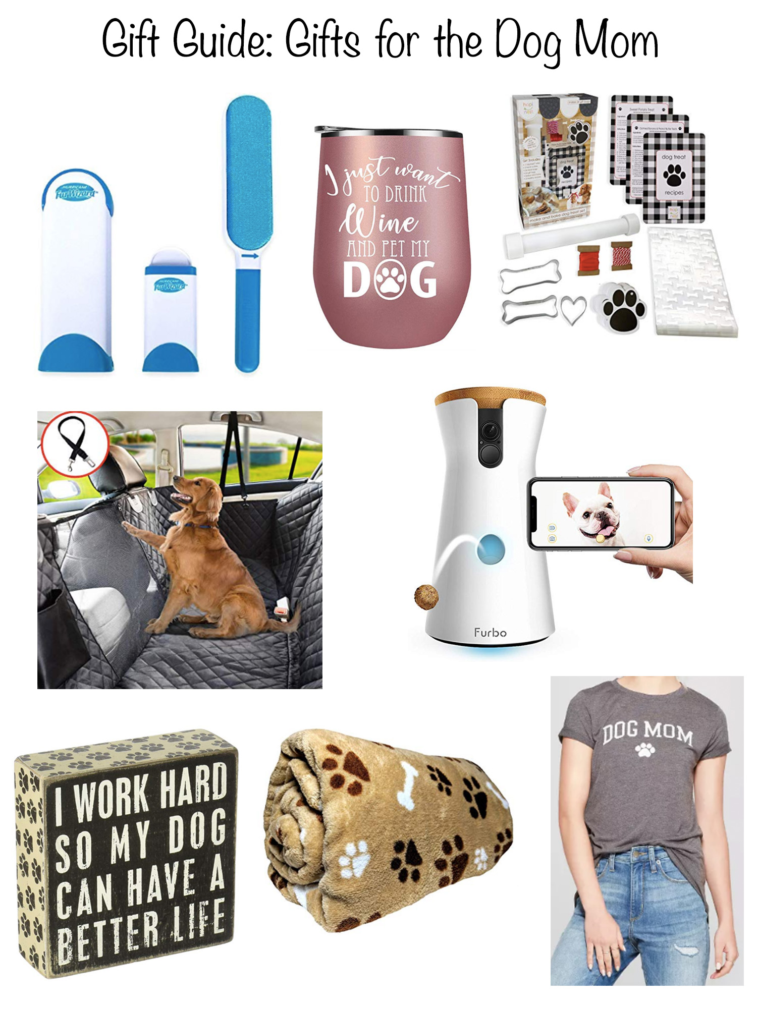 Gifts for the Dog Mom